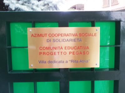Progetto Pegaso - Comunita' Educativa Territoriale minori dai 6 ai 12 anni - Azimut