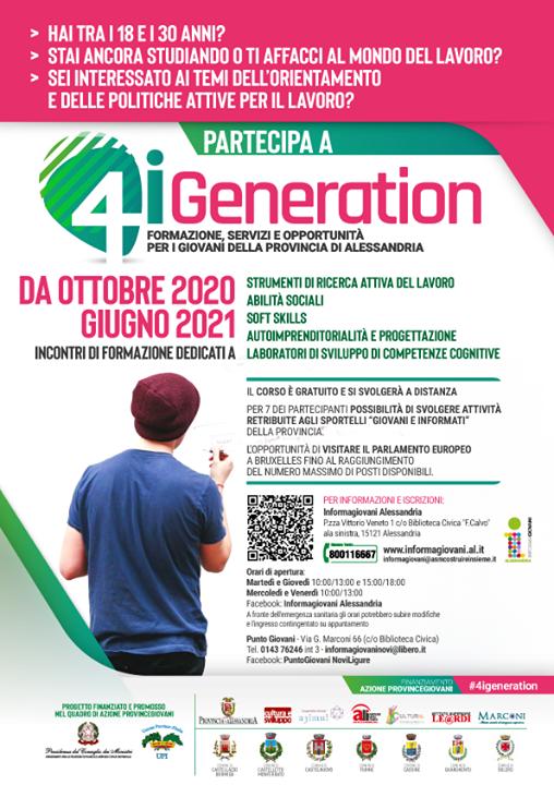 4i generation